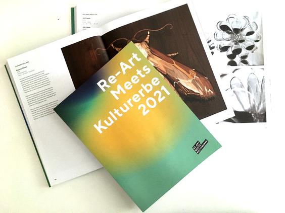 """2020 Veranstaltung """"Fundstücke - mein persönliches Kulturerbe"""" in der Städtischen Galerie Otterndorf"""