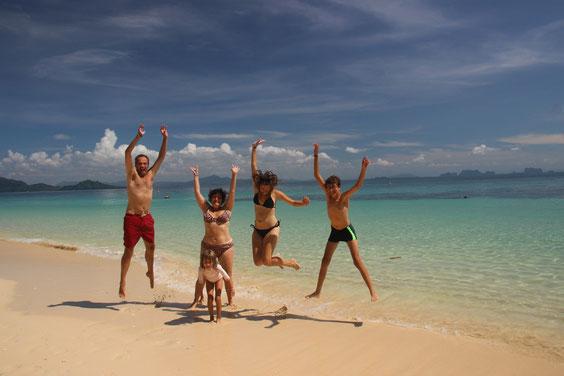 Ko Lanta... île paradisiaque