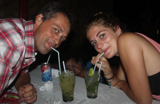 Non! ... vous ne devinerez pas ce qu'on boit !!!