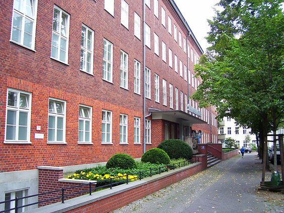 Gebäude Springer Verlag - Heidelberger Platz - Berlin Wilmerdsorf