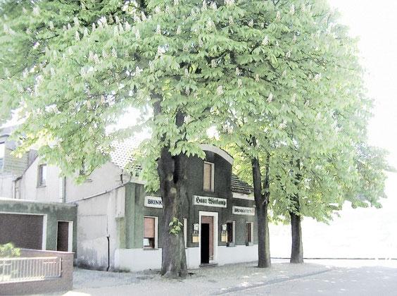 Die Gaststätte Wittkamp