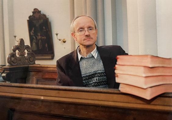 Beginn als Prof. an der RWTH Aachen 2001