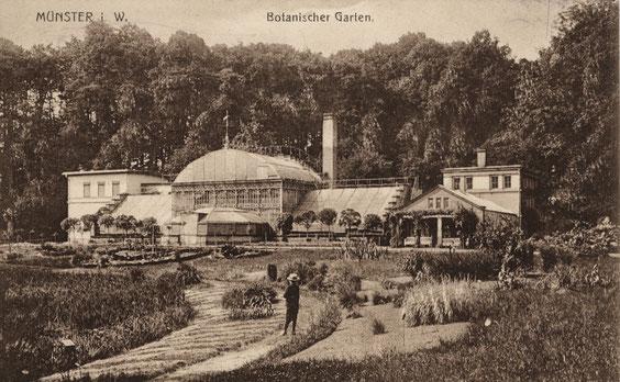 Ansichtskarte von 1900