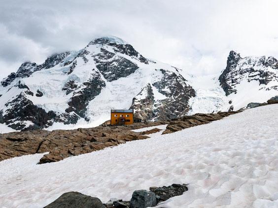 So toll: diese kleine, schnucklige Gandegghütte
