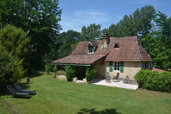 Huizen Verhuur Frankrijk : Vakantie in vrijstaand vakantiehuis in frankrijk huisje in frankrijk