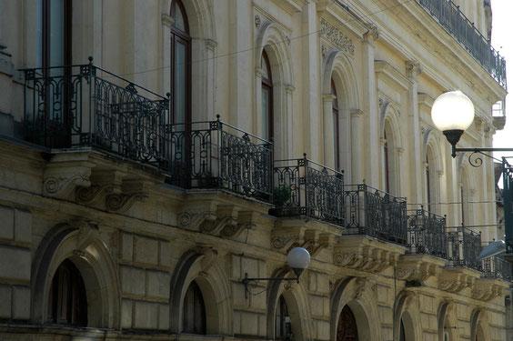 Palazzo Cirino - Piano Nobile, Sede dello Studio