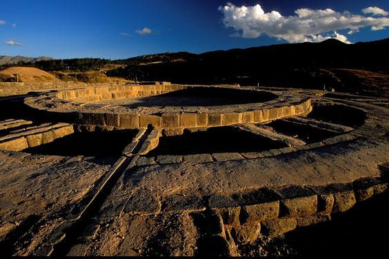 Ein Besuch der Inka Ruinen Sacsayhuaman lohnt sich schon wegen des Ausblicks auf Cusco