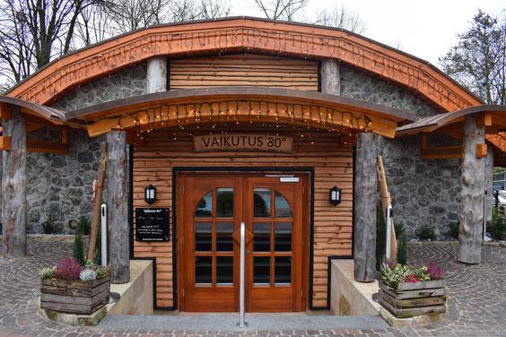 Vaikutus Event-Sauna © Stadtwerke Herford GmbH