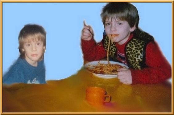 ..mmhhhh......Spagetti