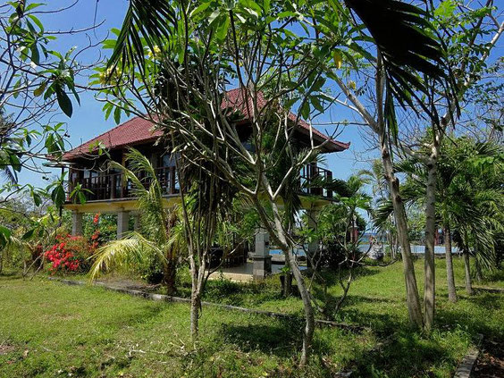 Perancak beachfront villas for sale