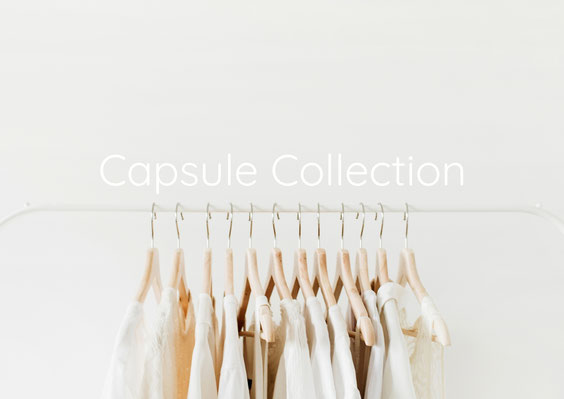 Capsule Collection - Blog Beitrag Nicola Hahn