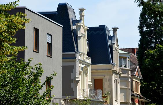 Altbau und Neubau Immobilien Hamburg