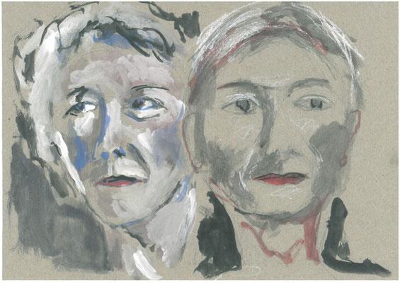 Eva und Barbara