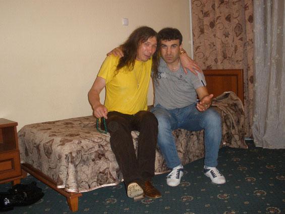 На Среднем Кавказе - Алик считается первым экстрасенсом