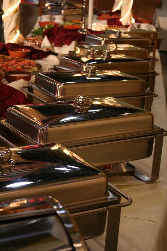 Weihnachtsfeier mit Weihnachtsbuffet