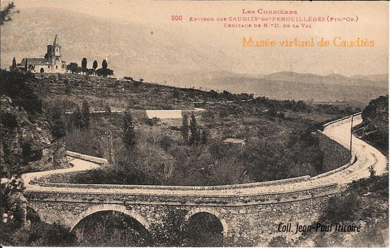 Le Pont sur le Saint Jaume