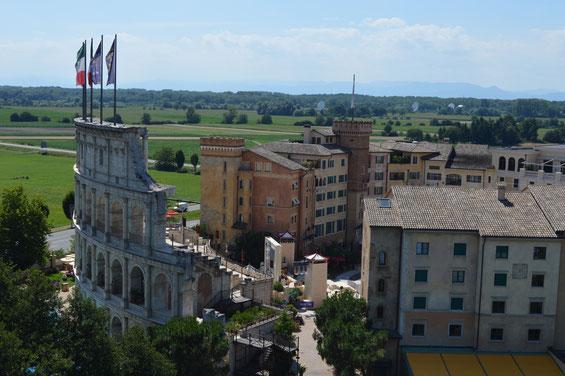 Das Hotel Colosseo