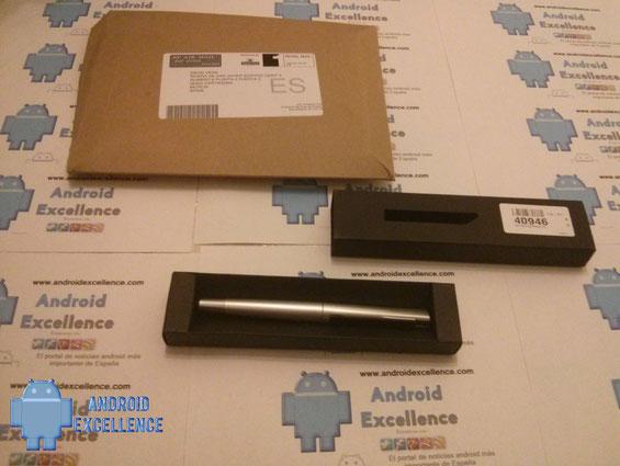 [Análisis] [Accesorios] Stylus Stealth Memory Pen 4G por MobileFun