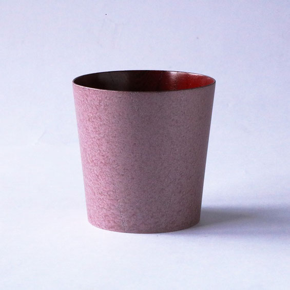 うつろいカップ ギフト 山中塗 木製 カップ 敬老の日