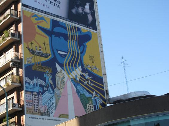 Entdeckst du alles, was für Buenos Aires typisch ist?