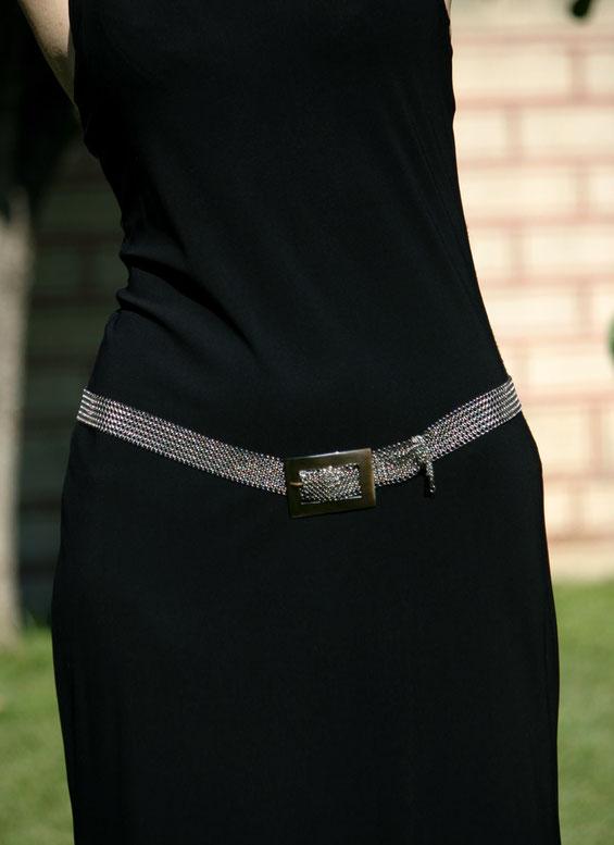 ceinture de créateur, chic, intemporelle