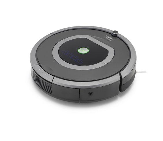 Roboter Sauger Test iRobot Roomba 782