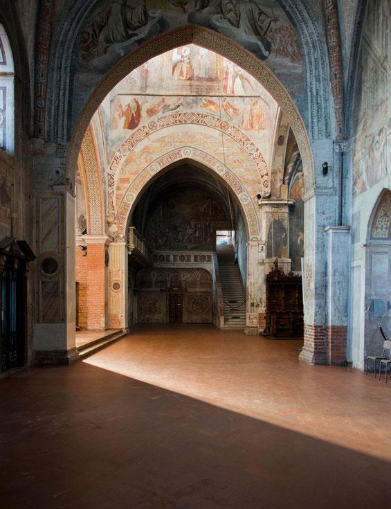 Abadía de San Bernardo de Claraval, Milan