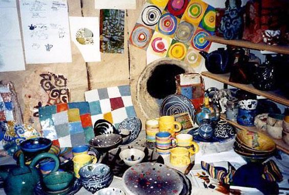keramikwerkstatt susanne protzmann 1994