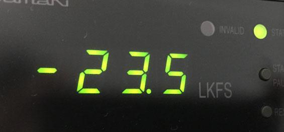 デジタイズ 映像変換 テープ変換 XDCAM HDCAM  Grass Valley HQX Apple final cut pro ProRes 422 ラウドネス -24.0