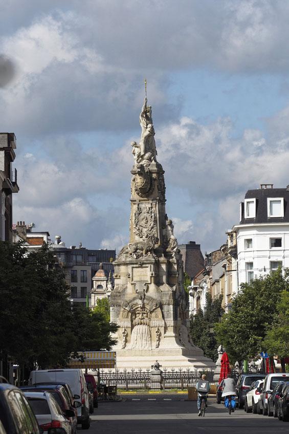 Antwerpen - Antwerp - Anvers - Schelde Vrij Monument