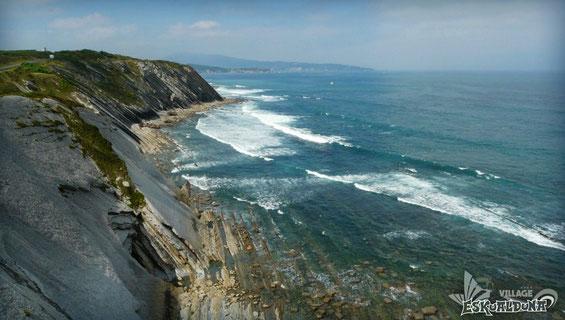 Quoi de plus relaxant qu'une randonnée au bord de la mer ?