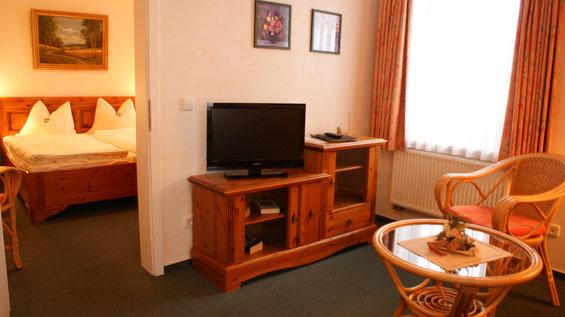 Suite / Zimmer 13