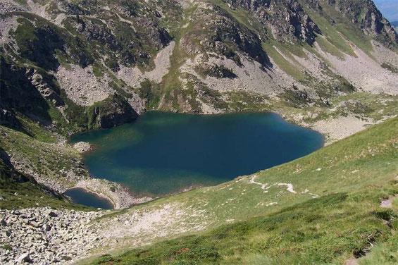 l'étang d'Augue-Longue