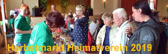 Bild: Seeligstadt Heimatverein Teichler Herbstmarkt 2019