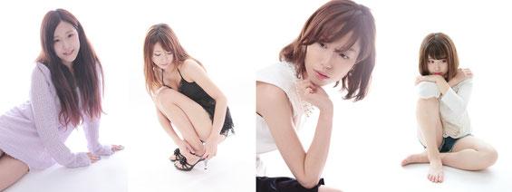 商用モデル 写真素材 webモデル 女性モデル 仙台 東北
