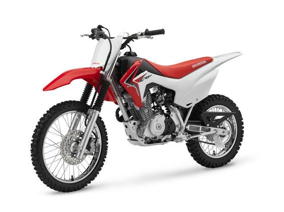 2014 Honda CRF125F