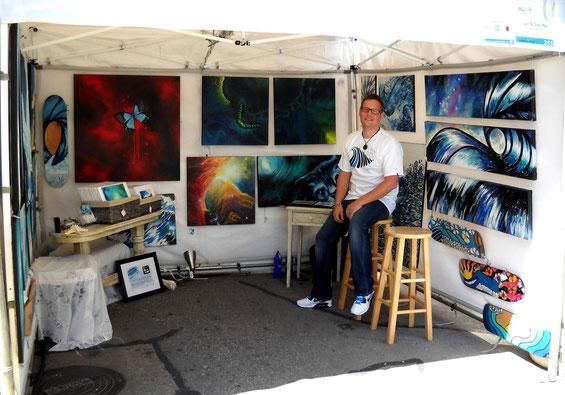 SaxonLynn Arts fine art, painting & design
