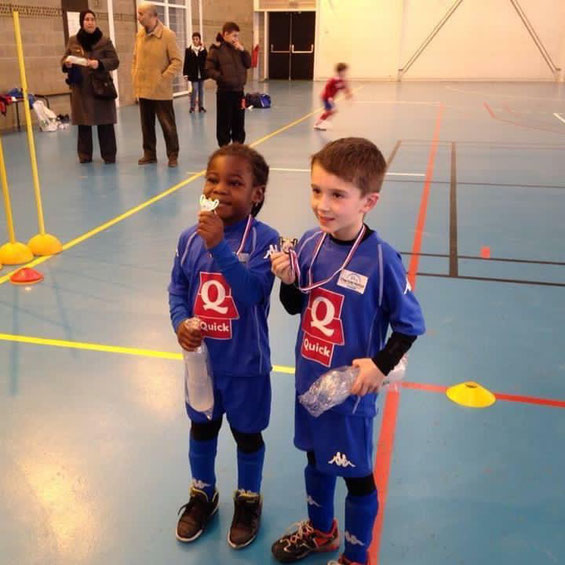 CS Mainvilliers Football Ghianny Kodia Chartres Horizon