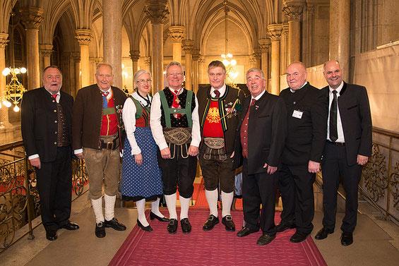 Vorstand des Tirolerbund Wien