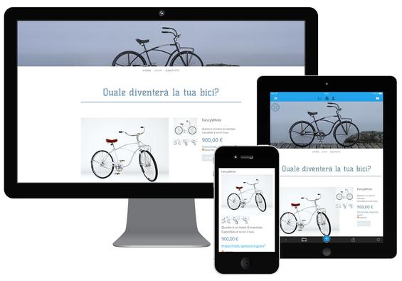 Scopri come creare il tuo sito e-commerce con Jimdo
