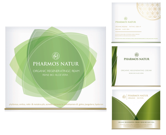 PHAMOS - Natur - Organic - Konzept - Visualisierung - Natürlichkeit - Aloe Vera - Kosmetik - Bio - Premium - Design - Packaging - DesignKis - 2012 - Verpackung