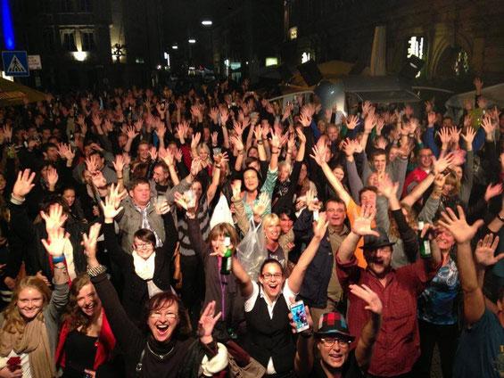 Stadtfest Würzburg 2013