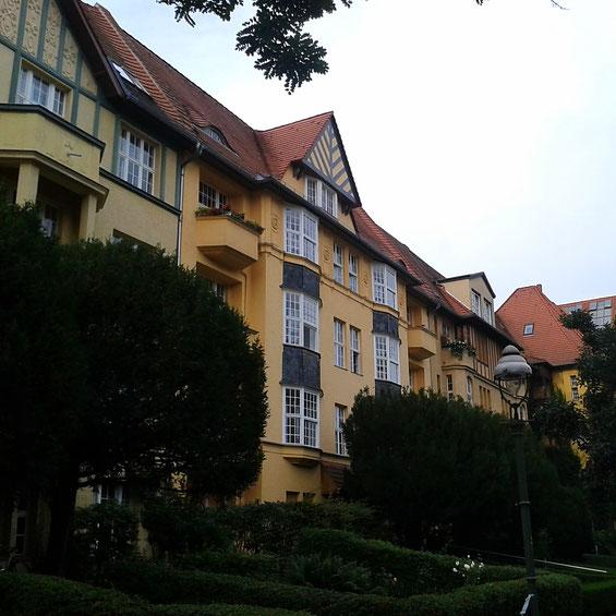 Landauer Straße - Berlin Wilmersdorf - Rheingau Viertel