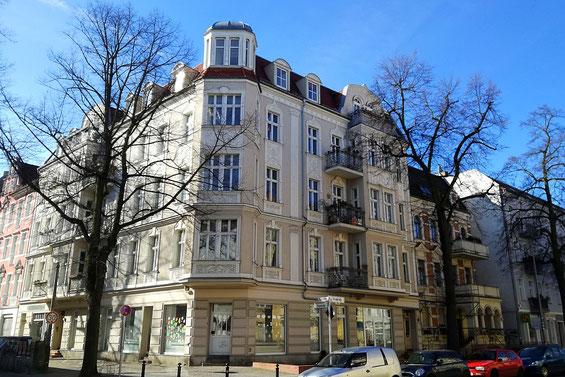 Florastraße - Berlin Pankow