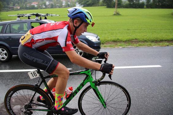 Jugendtour Lucas Zauchner RC Tirol ÖAMTC tomsiller Regionalsport Steiermark Vomp Österreich
