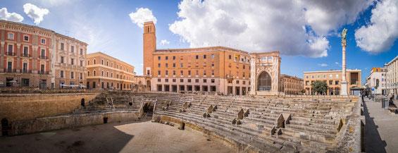 voyage dans les Pouilles : Lecce