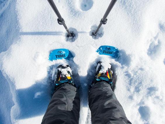 TUBBS Schneeschuhe Flex ALP