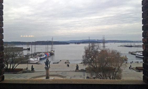 Fyord in Oslo.
