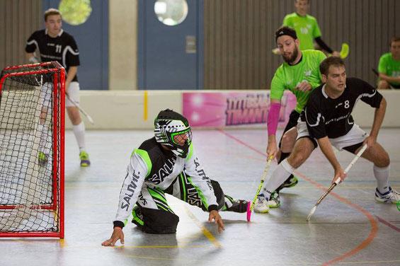 Floorball Mainz verliert gegen die UC Marburger Elche knapp in der Regionalliga