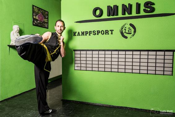 Kayhan Gülmez Omnis Kampfsport Akademie Mannheim